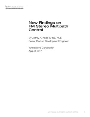 Multipath COVER