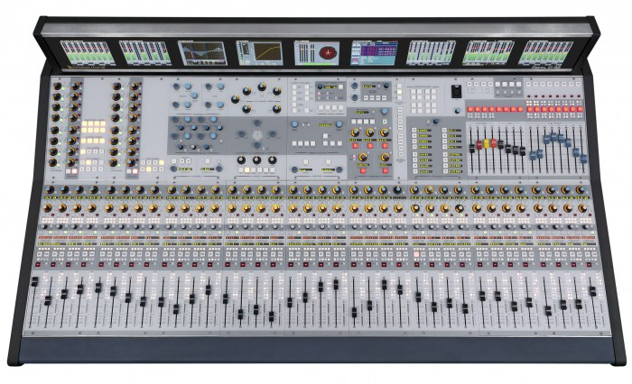 D-32_TV_Audio_Console_-_overhead_view