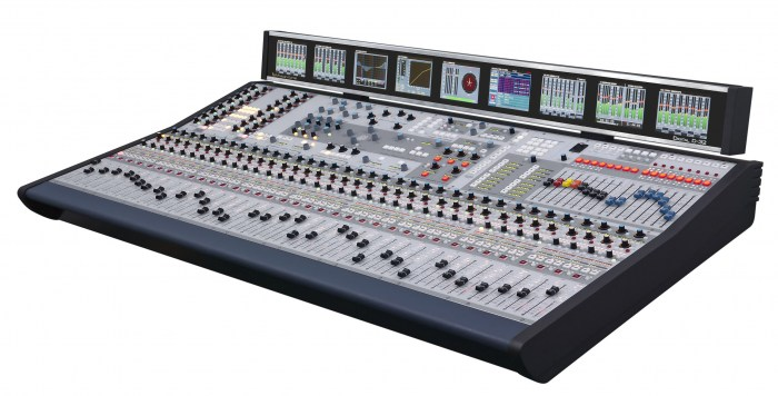D-32_TV_Audio_Console_-_right_side_view