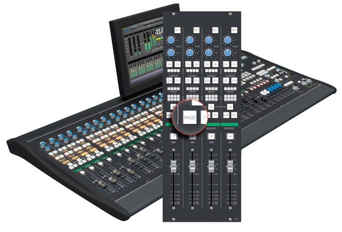D-8EX_Television_Audio_Console_-_detail_view